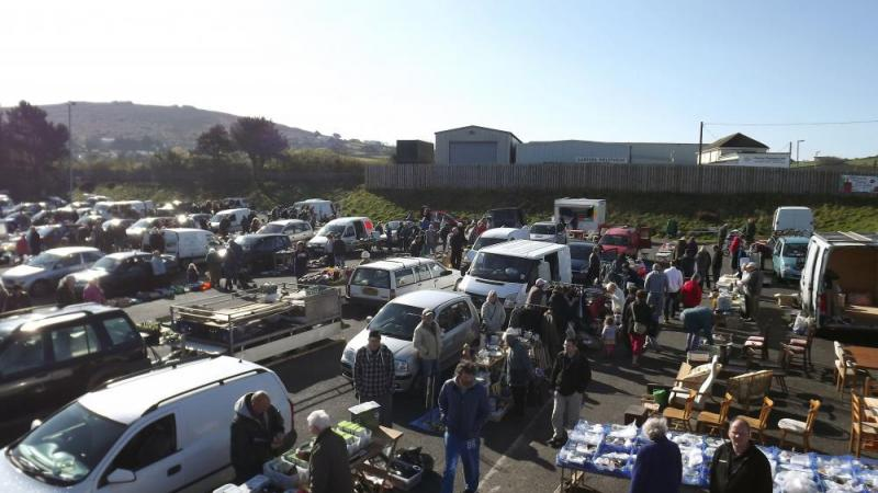 Car Boot Sales In Cornwall And Redruth Carn Brea Leisure