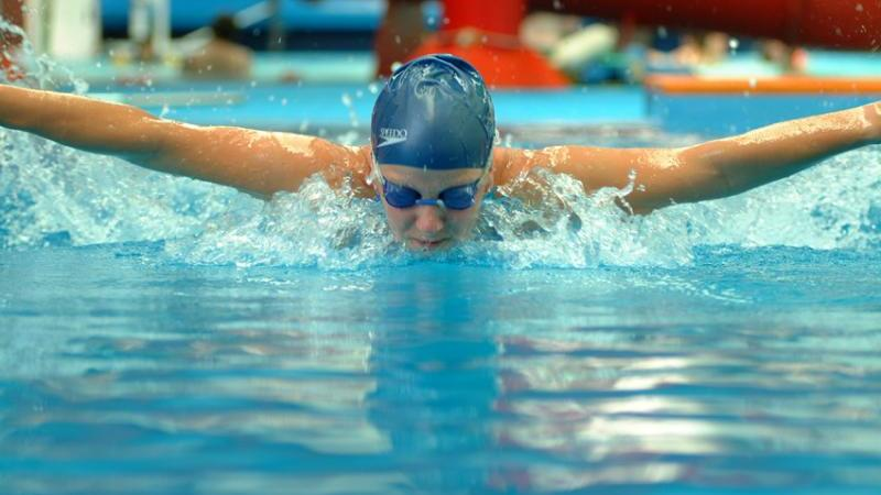 Swimming in Cornwall and Redruth - Carn Brea Leisure Centre